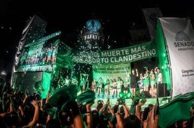 Es ley el aborto legal, seguro y gratuito en la Argentina