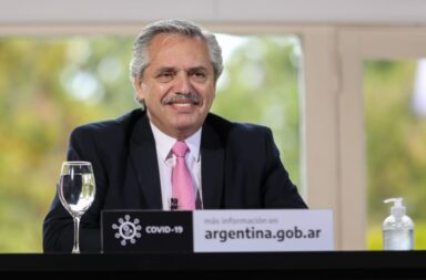 Alberto Fernández celebró  la llegada de Sputnik V: