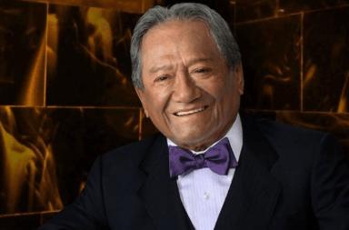 Armando Manzanero falleció esta madrugada