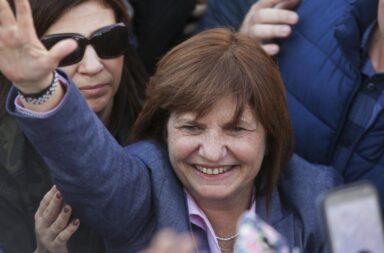 """Patricia Bullrich pidió saber """"si existieron pedidos de coimas"""" en la negociación del Gobierno con Pfizer"""