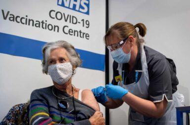 Reino Unido Vacunación