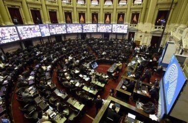 Diputados aprobó el proyecto que quita recursos de coparticipación a la Ciudad de Buenos Aires