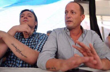Insaurralde quiere que Máximo Kirchner lidere el  PJ bonaerense