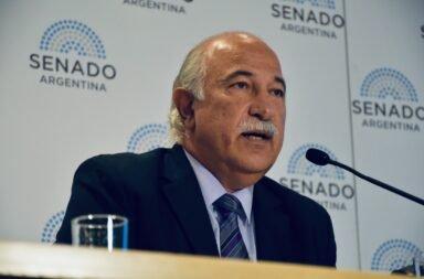Aborto legal 2020: El senador radical Mario Fiad adelantó que votará en forma negativa