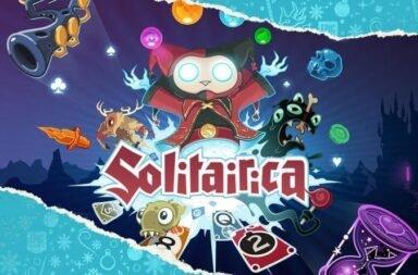 Solitairica gratis en la tienda de Epic Games