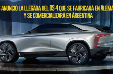 DS anunció la llegada del DS 4 que se fabricará en Alemania y se comercializará en Argentina