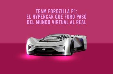 Team Fordzilla P1: El hypercar que Ford pasó del mundo virtual al real