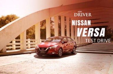 Probamos el Nissan Versa Exclusive: Un sedán familiar con un sello de deportividad