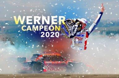 Werner Campeón del Turismo Carretera 2020