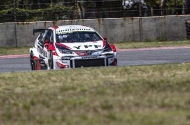 La última carrera del 2020 para el Súper TC2000 quedó en manos de Santero