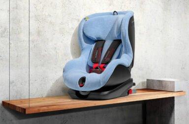 Lo último de Porsche son unas sillas para los fanáticos más chicos de la marca