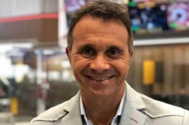 Sergio Lapegüe permanece internado por ser positivo para covid