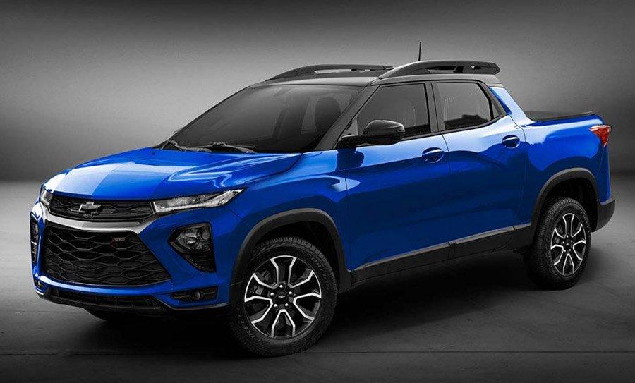 Chevrolet fabricaría su nueva pick-up en Argentina
