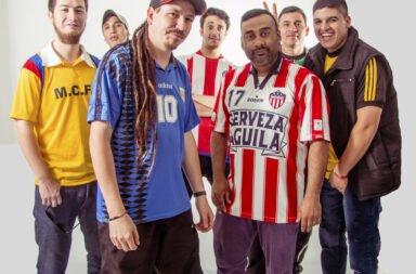 Agua Sucia y Los Mareados comienza a mostrar su nuevo EP con una versión de 'Mareo'