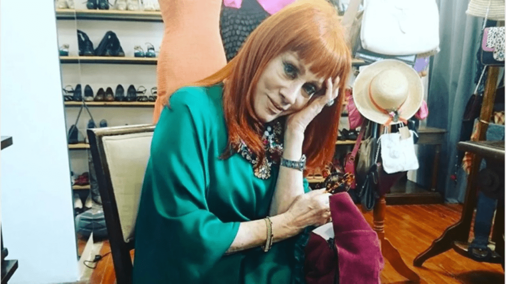 """Linda Peretz: """"Amé mucho a Carlos Rottemberg y sufrí mucho"""""""