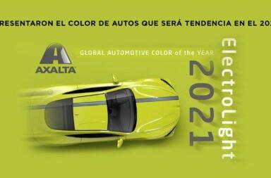 Presentaron el color de autos que será tendencia en el 2021