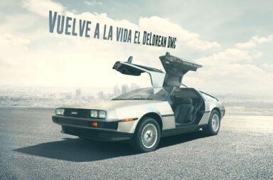 Vuelve a la vida el DeLorean DMC-12