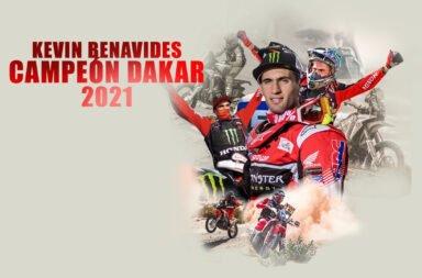 Benavides y Andujar: Los dos argentinos que hicieron historia en el Dakar 2021