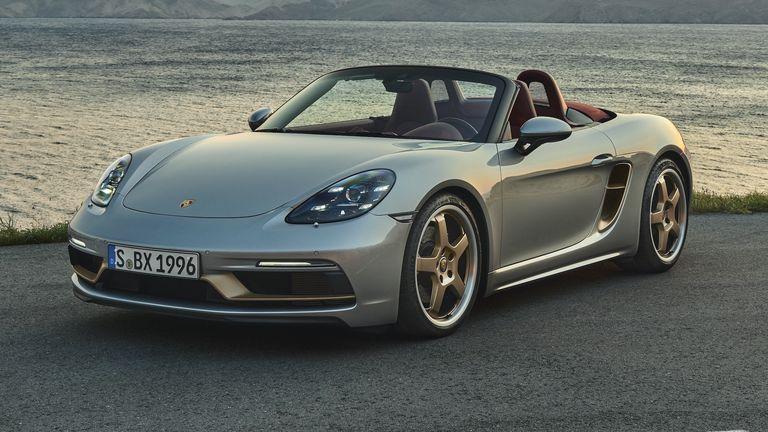 Porsche festeja los 25 años del Boxster con una edición especial