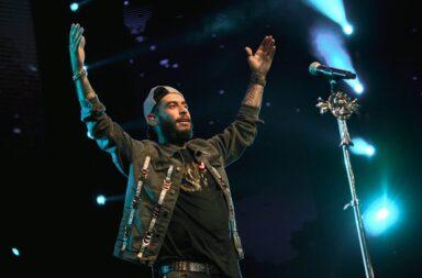 Ulises Bueno regresa al Gran Rex con un espectacular concierto