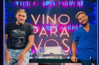 'Vino Para Vos' con Tomás Dente por primera vez habla jonhy, el sobrino de Maradona