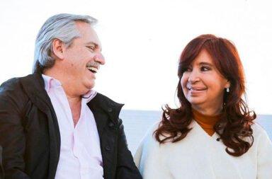 """Alberto Fernández: """"Cristina sigue todos los temas, pero hay uno solo que sabe lo que pasa en el Gobierno y ese soy yo"""""""