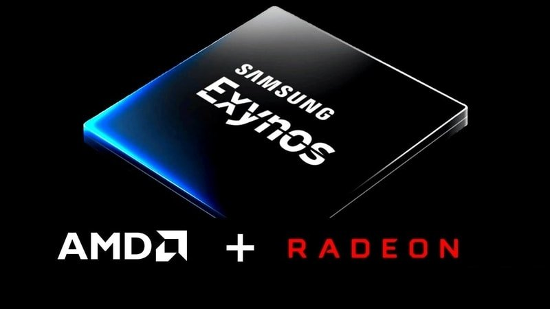 Futuros smartphones Samsung vendrán con GPU de AMD