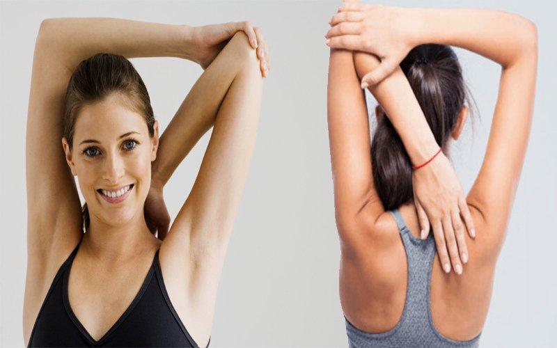 Ejercicios para vencer la flacidez de los brazos y tonificarlos