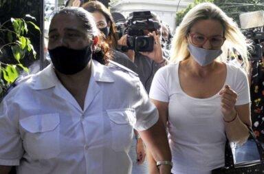Se entregó y quedó detenido uno de los sospechosos del robo a Carolina Píparo