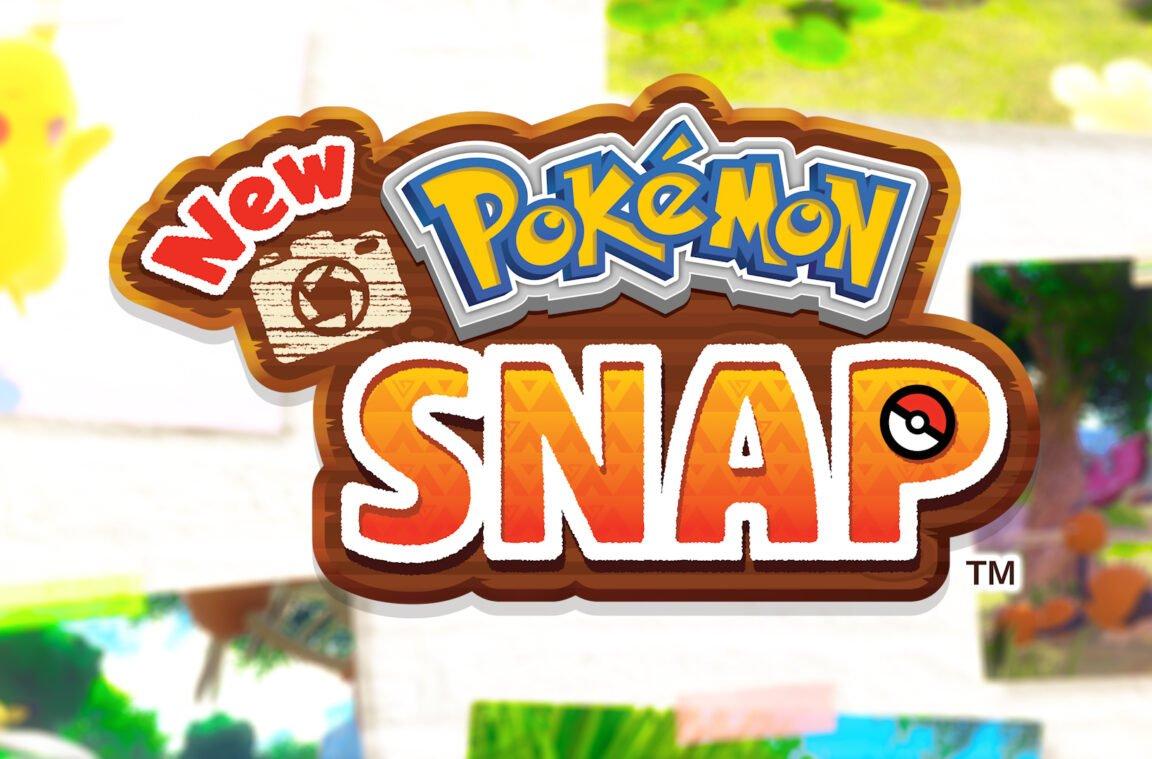 New Pokémon Snap se lanzará el 30 de abril