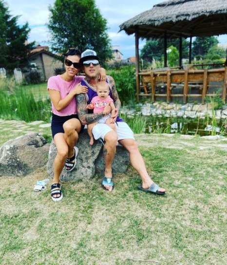¿Barby Silenzi está nuevamente embarazada? Las palabras de El Polaco