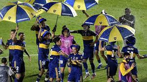 Boca ganó la copa del alivio
