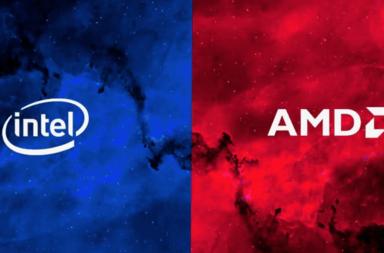 AMD superó la cuota de mercado de Intel en procesadores de escritorio