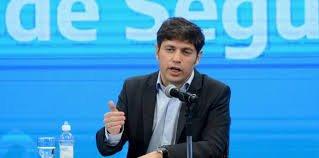 Kicillof otorgó un aumento del 6,8% para la Policía bonaerense y el Servicio Penitenciario