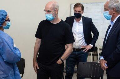 Larreta confirmó que hay un rebrote de coronavirus en la Ciudad y pidió más responsabilidad social