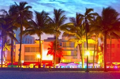 Miami: sigue el escándalo con los turistas vacunados contra el covid-19