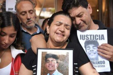 A un año del asesinato de Fernando Báez Sosa, cómo lo viven sus padres y el recuerdo de sus  amigos