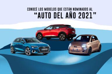 """Conocé los modelos que están nominados al """"Auto del año 2021"""""""