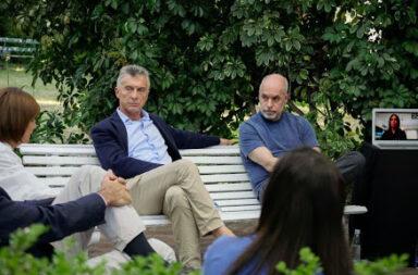 Encuentro de Macri, Rodríguez Larreta, Bullrich y dirigentes del PRO con miras al 2023