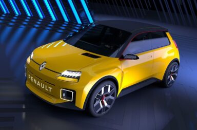 El Renault 5 vuelve a la vida pero como un vehículo 100% eléctrico