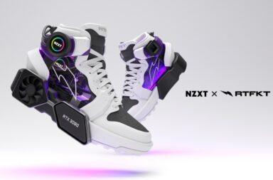NZXT presenta las Sneakers Master Race