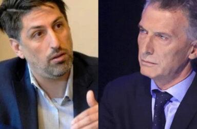 Trotta calificó a Macri de