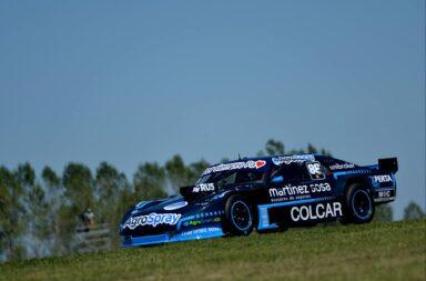 Canapino se repuso a una difícil semana y se quedó con la clasificación del TC