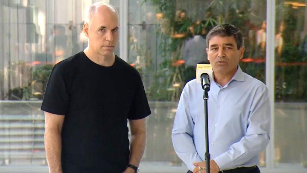 Rodríguez Larreta y Quirós
