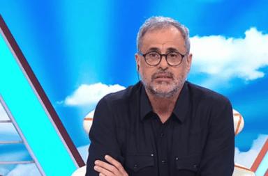 Jorge Rial deja Intrusos y encara nuevo programa: