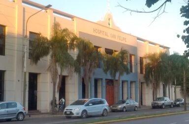 Ginés Hospital San Nicolás