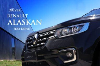 Probamos la Renault Alaskan: Un peso pesa que viene a dar batalla