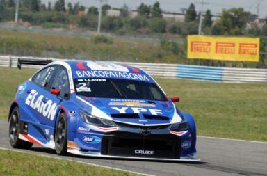 Llaver se quedó con la carrera clasificatoria del Súper TC2000 en Buenos Aires