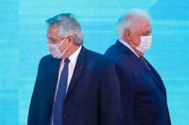 """Alberto Fernández """" Le exigí la renuncia a Ginés con dolor, pero lo que hizo es imperdonable"""""""