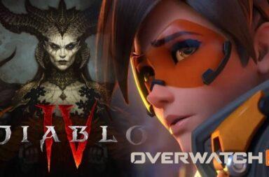 Diablo IV ni Overwatch 2 cerca